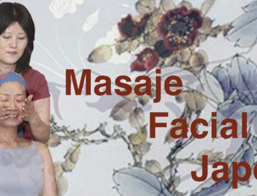 Masaje facial japonés Kobido